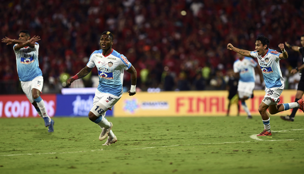 Las ocho finales de Independiente Medellín en la última década